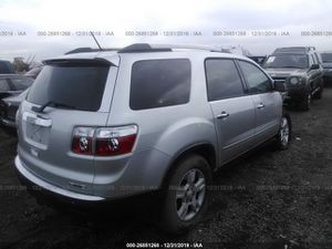 Parting wrecked 2010 GMC Acadia for Sale in Phoenix, AZ