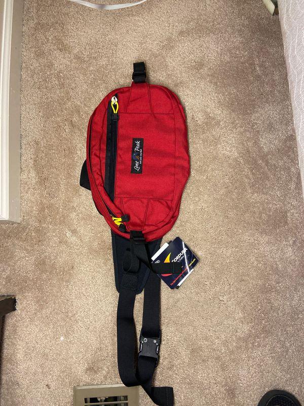Waist Bag/Hip Pack/Fanny pack. Brand Lone Peak