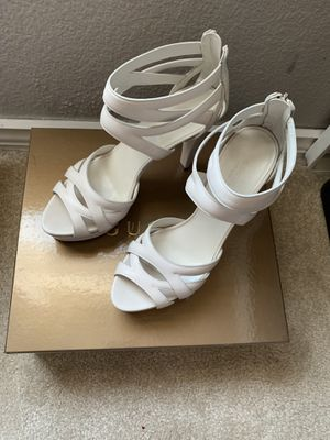 Gucci high heel platform shoes for Sale in Moreno Valley, CA