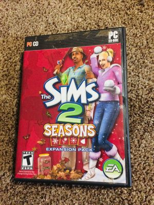 Sims 2 Expansion Packs (Seasons) (University) for Sale in Salem, SC