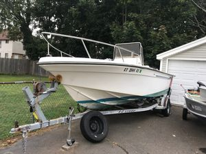 Center console boat. for Sale in West Haven, CT