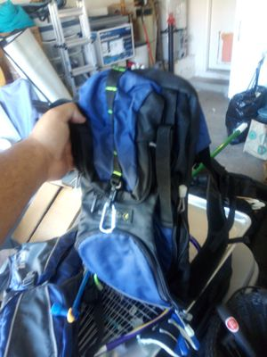 Hiking backpack for water hydration for Sale in Henderson, NV