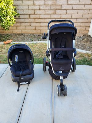 Quinny Buzz stroller Travel System. for Sale in Perris, CA