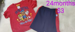 Paw 🐾 patrol outfit 24 months $3 for Sale in Apple Valley, CA
