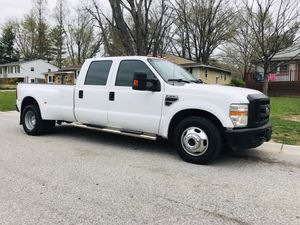 2008 Ford F-350 Crew Cab 2WD Diesel for Sale in Laurel, MD