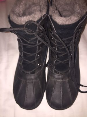 Ugg Youth Girls size 5 waterproof boots for Sale in Winston-Salem, NC