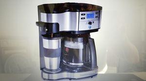 HAMILTON BEACH DUAL COFFEE MAKER for Sale in Richland, WA