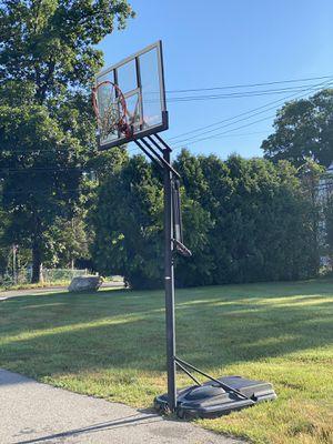 Basketball hoop (bent rim) for Sale in Deep River, CT