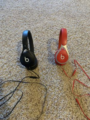 Beats by Dre wired headphones - like new for Sale in Scottsdale, AZ