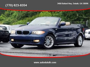 2011 BMW 1 Series for Sale in Duluth, GA