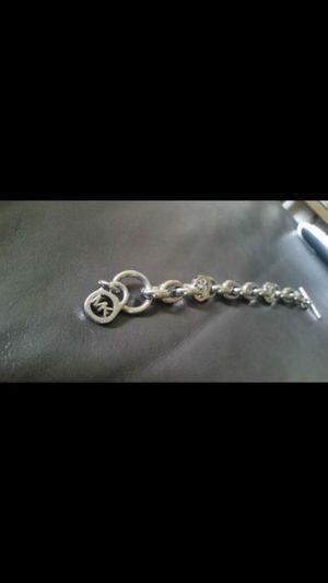 Michael Kors Silver Bracelet for Sale in Middletown, CT
