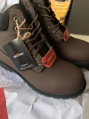 Steel toe boots brand new size 11 for Sale in Spring Valley, CA
