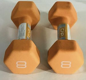 Neoprene cap dumbbell 8lbs for Sale in Lynchburg, VA