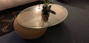 Glass coffee table for Sale in Mount Pleasant, MI