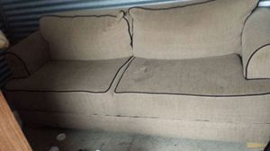 Used sofa . Has minor fixable damage. for Sale in Columbus, OH