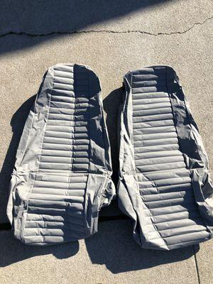 JEEP- BesTop HighBack seat covers for CJ5 '80-'83/CJ7 '76-'86/Wrangler '86-'91 never used for Sale in Manteca, CA