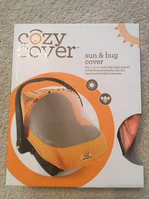 Sun & Bug protector for infant car seat for Sale in Fairfax, VA