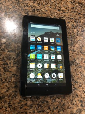 Amazon kindle fire wireless great for kids for Sale in Brier, WA