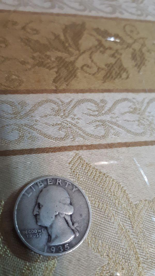 Cuanto por esta moneda antigua de 1935