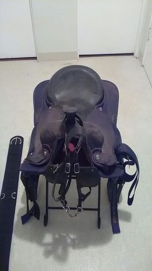 Circle Y Park and Trail Riding Saddle for Sale in Tacoma, WA