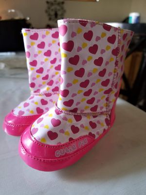 *****BABY SKECHERS BOOTS***** for Sale in Fresno, CA