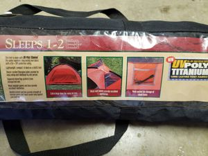 1/2 person tent for Sale in Mesa, AZ