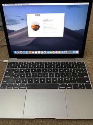 MacBook 12 inch w/ UBC AV Multi-Port Adapter for Sale in Tampa, FL