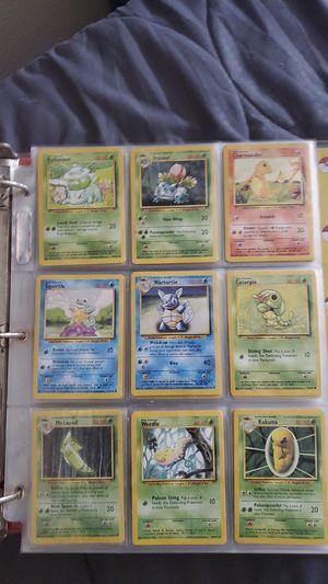 Original Pokemon cards for Sale in Fontana, CA