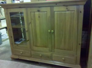 Entertainment or Game Center cabinet for Sale in Gilroy, CA