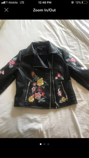 Romeo and Juliet leather jacket new for Sale in Brooklyn, NY