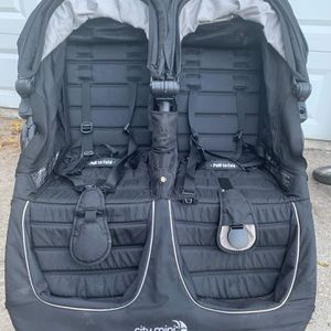 Baby Jogger City Mini Double Stroller for Sale in Silver Spring, MD