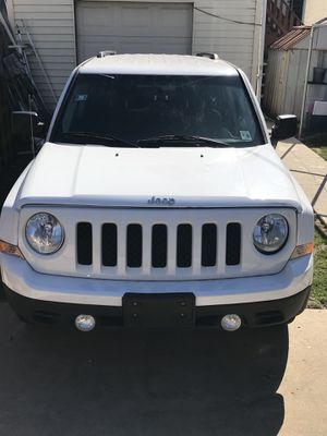 2013 Jeep Patriot Sport Rebuilt Tittle 41,000 (please read) for Sale in Chicago, IL