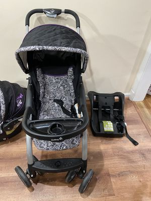 Stroller ,car seat and base for Sale in Silver Spring, MD