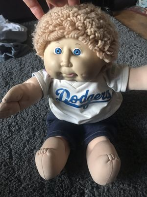 1988 LA Dodgers Cabbage Patch Kid doll for Sale in Long Beach, CA