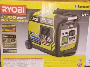 Ryobi generator for Sale in Hacienda Heights, CA