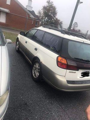 2001 Subaru Outback for Sale in Thomson, GA