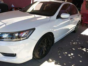Clean ! 2015 Honda Accord cheap ! for Sale in Desert Hot Springs, CA