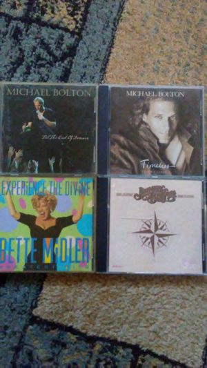 Pop music cds for Sale in Dixon, MO