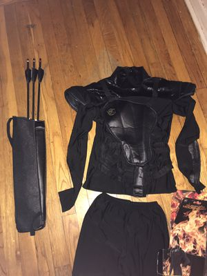 Katniss Everdeen Hunger Games Halloween Costume for Sale in The Bronx, NY