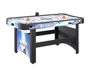 Hathaway Face-Off Air Hockey Game Table, 5-ft, White/Blue for Sale in Austin, TX