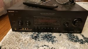 Video Audio Reciver Sony for Sale in Alexandria, VA