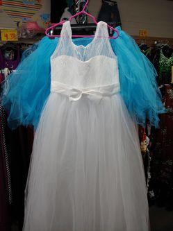 Beautiful children's baptismal dress or wedding party dress $29.99 for Sale in Phoenix,  AZ