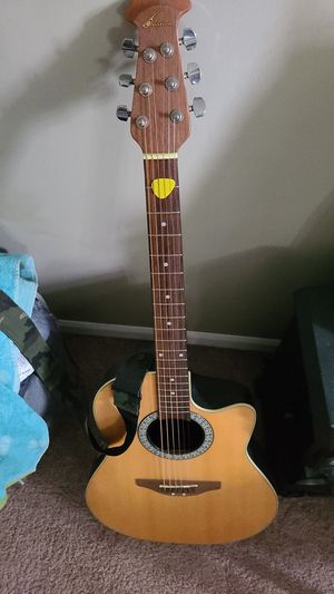 Ovation acoustic electric for Sale in Elizabethtown, PA