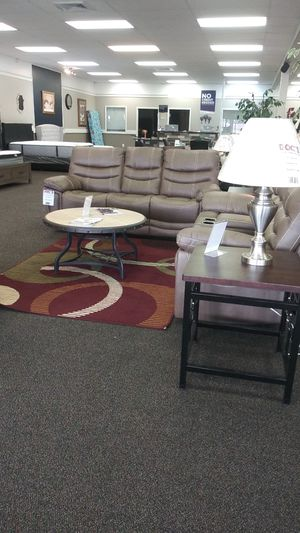New 3 Piece Sofa/LoveSeat/Recliner for Sale in West Columbia, SC