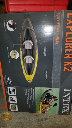 Inflatable kayak for Sale in Anchorage, AK