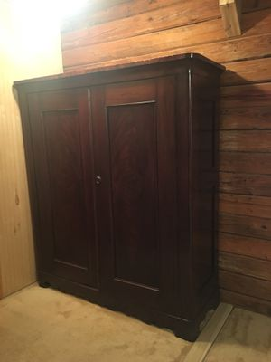 Antique Armoire for Sale in Douglasville, GA