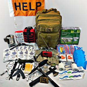 2 Person 72hr Disaster Survival Pack for Sale in Vidalia, GA
