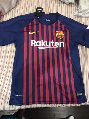 Fc Barcelona no name for Sale in Sterling, VA