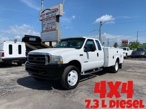 2002 Ford Super Duty F-450 DRW for Sale in St.Petersburg, FL