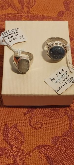 To Sterling silver rings for Sale in Phoenix, AZ